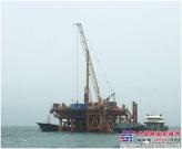 追逐风的脚步——徐工兄弟助力国内首个大功率海上风电样机及海上作业试验项目
