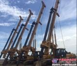 徐工旋挖钻机批量助力印尼燃煤发电工程