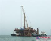 徐工兄弟助力国内首个大功率海上风电样机及海上作业试验项目