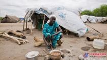 沃尔沃集团协助世界粮食计划署对抗粮食危机