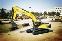 土方工程的不二之选—现代385LVS挖掘机