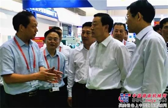 """中联重科烘干机新品亮相第十三届""""粮洽会"""""""