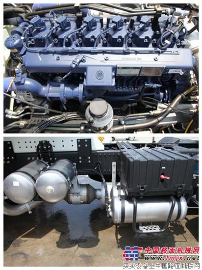 天然实力派——试驾陕汽德龙X3000黄金版天然气牵引车