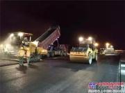 三一路机为拉萨机场建一流跑道