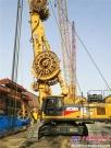 中铁十局引进济南市首台双轮铣槽机,加速建设济南地铁