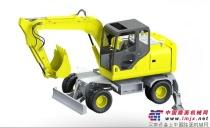 厚积薄发 领创未来 —德工新产品DG680轮式挖掘机即将荣耀面世