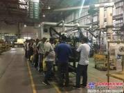 黑龙江垦区用户体验迪尔佳木斯工厂活动日