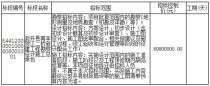 广东省封开县南丰贺江二桥新建工程勘察设计施工总承包招标公告