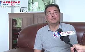中国路面机械网专访日工(上海)工程机械有限公司董事长桜井裕之