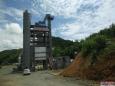 无锡泰特3000型沥青搅拌站施工视频
