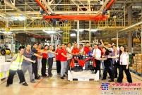 广康新航标:第30000台发动机成功下线