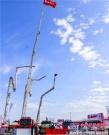 三一高层灭火神器亮相国际消防展