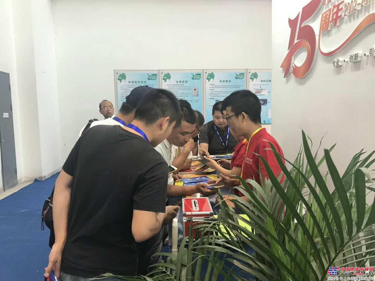 BICES 2017中国路面机械网靠什么取得满堂乐号召?恢复案在此雕刻边!