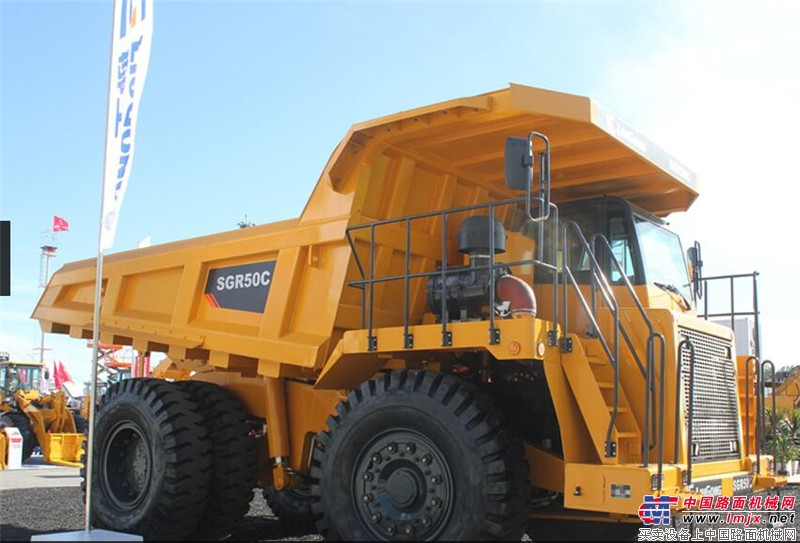 柳工SGR50C礦用車