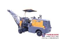 徐工XM1003系列铣刨机云南地区市政道路施工工程