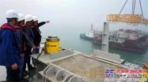 港珠澳大桥抗16级台风 欧维姆特殊功能隔震橡胶支座国内首次应用