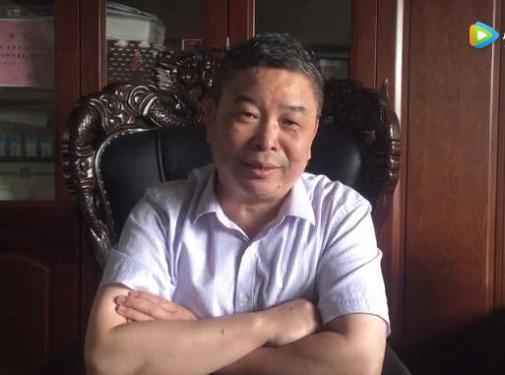 铁拓机械董事长王希仁祝贺路面机械网十五周年