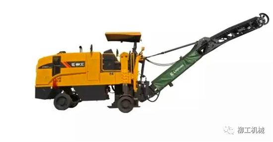 柳工CLG5100-2铣刨机 | 高可靠、高效率 满足多种工况的路面铣刨专家!