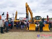 柳工品牌闪耀爱尔兰全国农耕竞赛 National Ploughing Championships展会