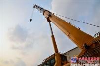 百吨级吊装三剑客——徐工XCT90/100/130汽车起重机一览