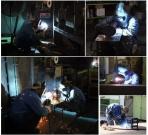 珠海仕高玛劳动技能竞赛之焊工技能大比拼