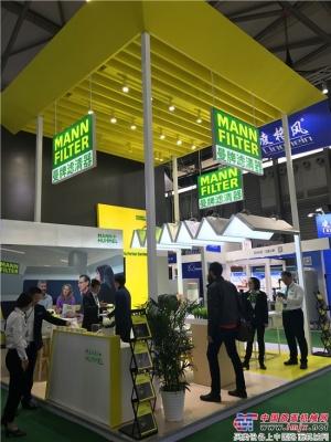 智能環保,布局空壓機——曼胡默爾攜空壓機新品及物聯網方案閃耀PTC Asia 2017