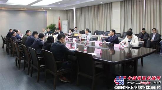 洛阳新能源汽车产业联盟第一届第二次理事会、第一届第三次会员大会在中集凌宇召开