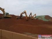 徐工挖机,港口上的致富神器