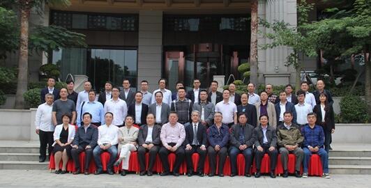 共话行业发展:<a href='http://www.chinastone.cn' target='_blank' >中国石材</a>协会机械与工具专业委员会2017年会成功举办
