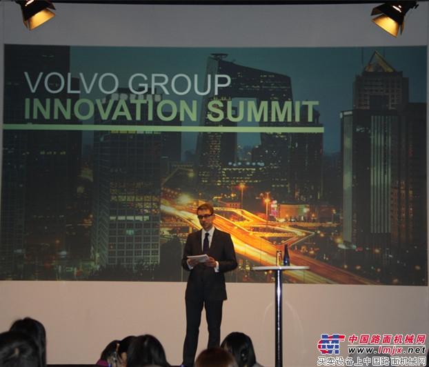 沃尔沃集团在京举办全球创新峰会 演绎无人驾驶、电动化新篇章