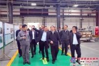 彭宇行副省长调研新筑轨道交通产业发展