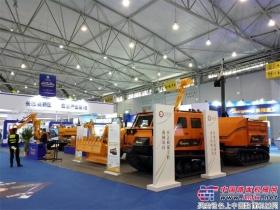 詹阳重工参加2017年中国(成都)应急装备与技术展