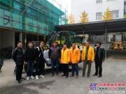 威克诺森为南京兴浦市政打造科技化养护、现代化养护