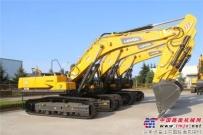 矿山中的钢铁侠:雷沃FR370E挖掘机亮点解读