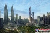 4台大型宝峨旋挖钻吉隆坡施工解决超深入岩难题
