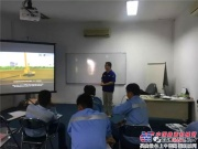 """徐工基础推进国外服务""""当地化"""" 服务技能培训率先在印尼开展"""