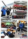 陕建机械第十七届SCMC-ABG摊铺机培训班开课了!