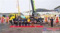 中联重科汽车起重机批量进入韩国 打破壁垒发力中高端市场