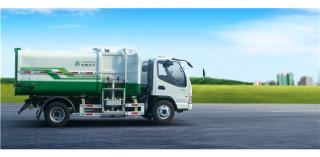 凌宇汽車:擺臂式垃圾車在操作前應注意哪些事項?