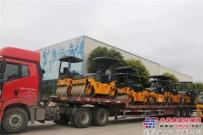 持续发力 江苏骏马压路机批量进军河南市场