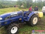 雷沃拖拉机助力非洲剑麻农场生产