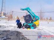 八年坚守,新疆冰天雪地里的山河心