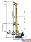 钻得更深,志存高远!宝峨BG 72旋挖钻机技术参数发布