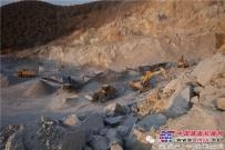 克磊镘设备成功应用于山东青岛花岗岩破碎项目