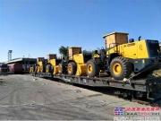 山推中亚市场传捷报,成功签订25台设备订单