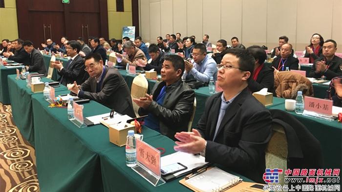 科泰重工与代理商凝心聚力,向中国压路机行业第一品牌持续奋进!