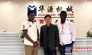 傅俊鹏:华源机械做中国中小型砖机设备质量的标杆