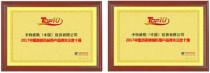 卡特彼勒荣获2017中国路面机械品牌及摊铺机品牌用户关注度十强