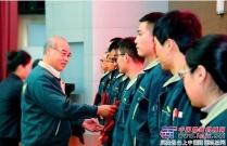 山推召开2018年质量工作暨第十五届QC发布表彰大会