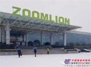 以雪为令,中联环境主动请缨除雪抗冰!